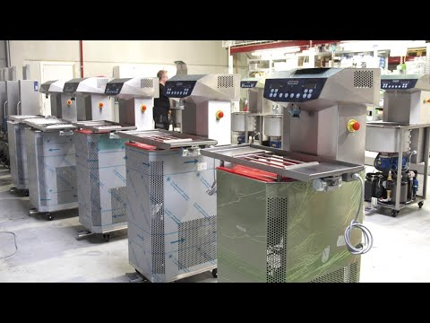 Breaking News! Chocolate World Reveals: Production Of Automatic Tempering Machines.