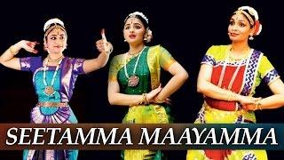 Seetamma Maayamma - Vasantha - Roopakam   Generation Series Thyaagaraaja Kritis by Balaji Shankar