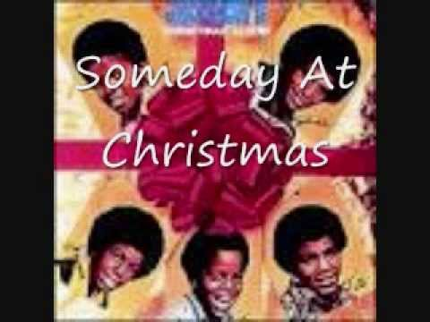 The Jackson 5 - Someday At Christmas
