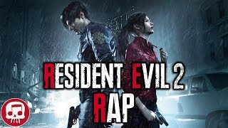"""RESIDENT EVIL 2 RAP by JT Music (feat. Andrea Storm Kaden) - """"Far From Alive"""""""