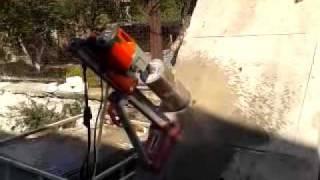 Gambar cover Otomatik karot beton kesme makinesi