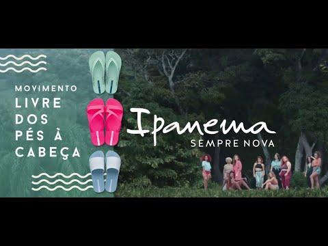Ipanema e Anitta - #LivreDosPés�ça