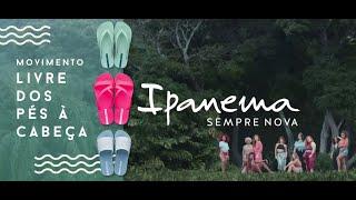 Ipanema e Anitta - #LivreDosPésÀCabeça