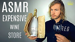 Expensive Wine Care - ASMR ★ Rude English Gentleman ★