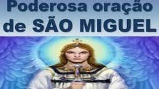 ORAÇÃO PODEROSA E PROTETORA A SÃO MIGUEL ARCANJO  theraio7