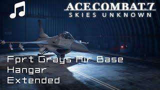 """Fort Grays Air Base Hangar"" (Extended) - Ace Combat 7 Original Soundtrack"