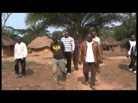 Joseph Kabila arrive à Tshikapa