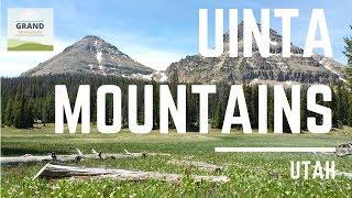 Ep. 89: Uinta Mountains | Utah Camping Rv Travel Hiking Kayaking