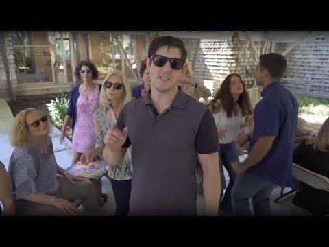 Tekiah Gedolacito: A Shanah Tovah from the Jewish Center of the Hamptons (Despacito Parody)