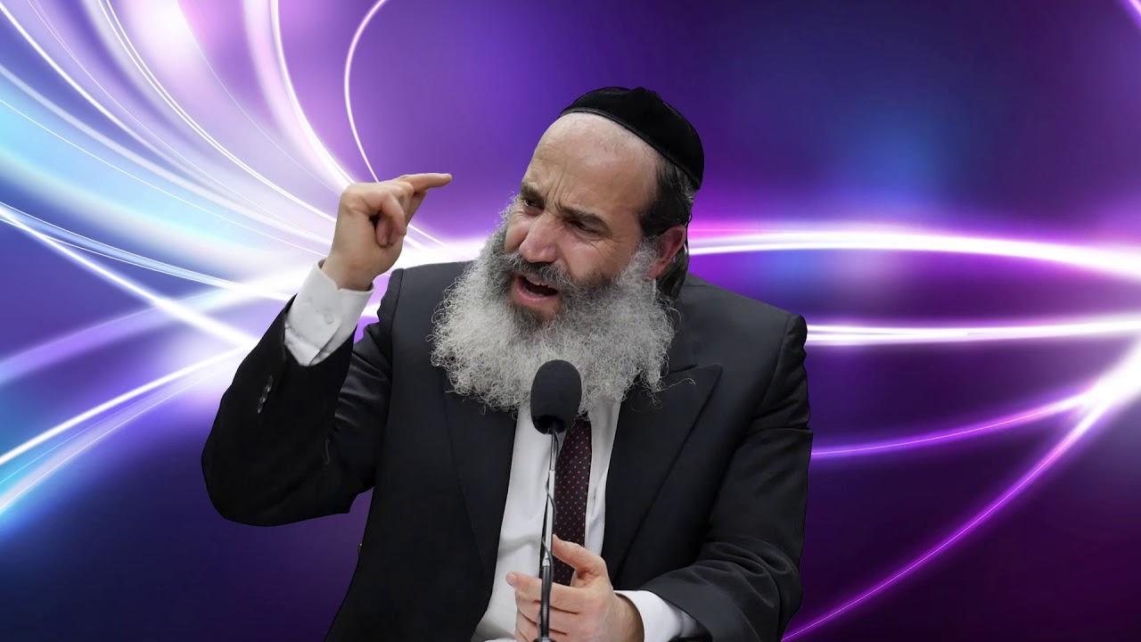שהרב פנגר מתחיל לשיר - הרב יצחק פנגר HD