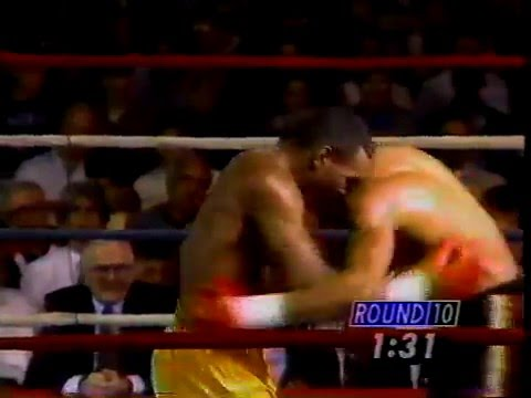"Leon ""CAT"" Taylor vs Al Cole"