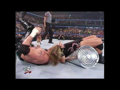 Rhyno vs. Test (WWF Hardcore Championship)