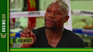 FLOYD MAYWEATHER ENDS IT! MAYWEATHER NOT FIGHTING MANNY PACQUIAO IN REMATCH - DISSES RUMORS