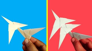 How to Make Paper Plane | Origami Paper Plane | Paper Planes | DIY Airplane