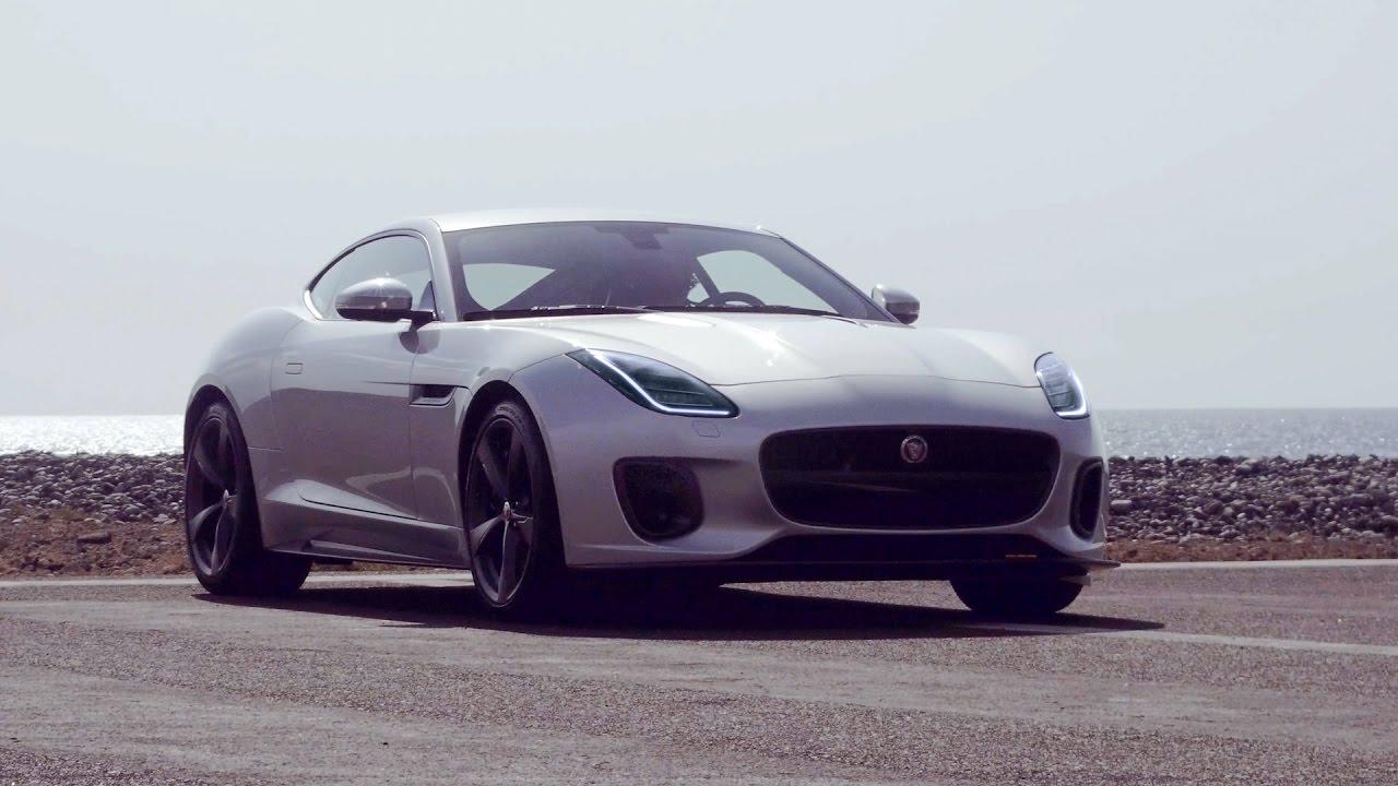 2018 jaguar f type 400 sport coupe youtube. Black Bedroom Furniture Sets. Home Design Ideas