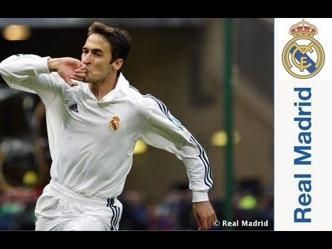Raúl, a true Real Madrid legend