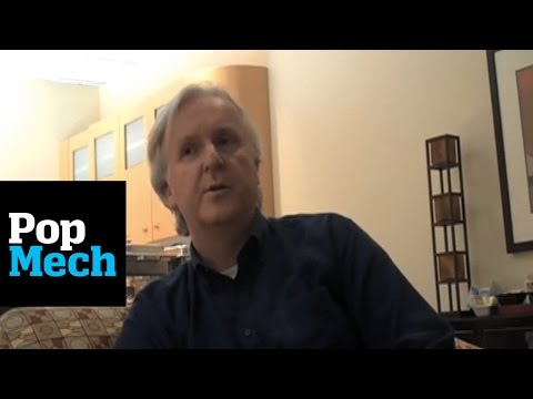 Exclusive Interview With James Cameron
