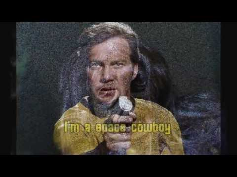 Steve Miller - Space Cowboy /w lyrics onscreen