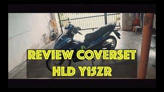 Yamaha Y15ZR Movistar Coverset HLD Review Jujur Lepas Pasang 1 Bulan!!!