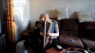 Ye Banks and Braes (Harp)