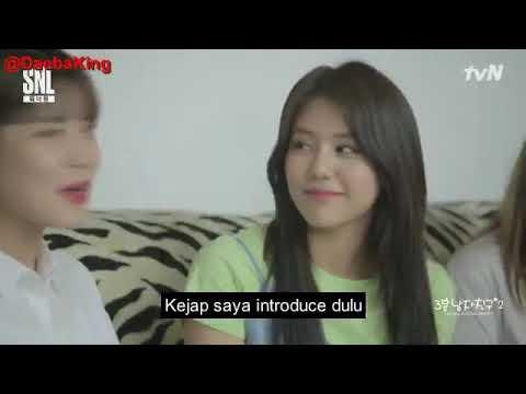 SNL WANNA ONE (Malay Sub) Pakwe Energetik ( Malay Sub)