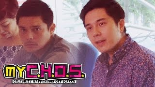 Dingdong Dantes, Paulo Avelino to star in a movie with Angelica Panganiban