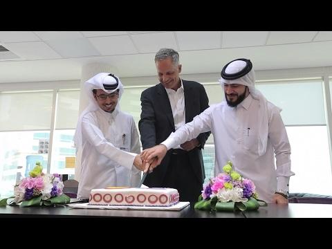 Qatar Development Bank and Qatar Shell Small and Medium local Enterprises Award Ceremony 2016