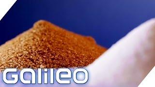 So entsteht der Würfelzucker | Galileo Lunch Break