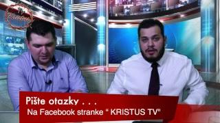 004. KRISTUS TV: JE MOZNE MAT OSAMELE KRESTANSTVO - part 2