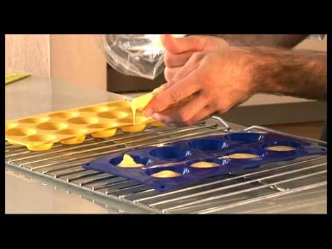 Silicone molds for cakes - Happyflex
