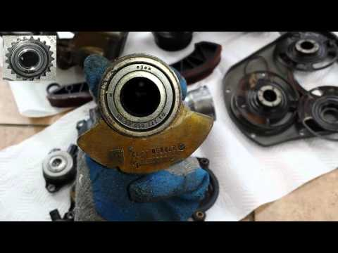 M272 M273 Engine Balance Shaft Installation And Timing (3) - Modern