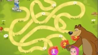Маша и  Медведь (Лечить животных) Мультик 12