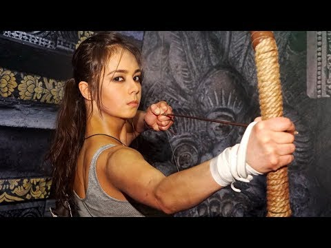 Премьера фильма Tomb Raider: Лара Крофт (Tomb Raider Premiere)