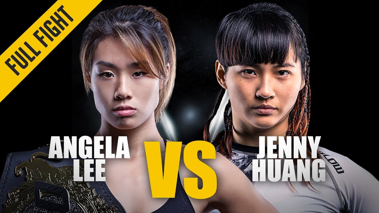 ONE: Best Fights | Angela Lee vs. Jenny Huang | Angela Lee In Her First Title Defense | Mar 2017