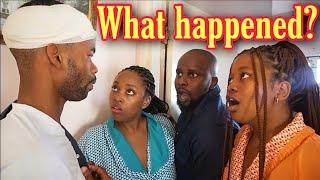 Download Leon Gumede Comedy - Sbongile noMdu - Who beat you? (LEON GUMEDE)