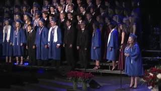 You'll Never Walk Alone- His People with Celene Perez- Commencement '16