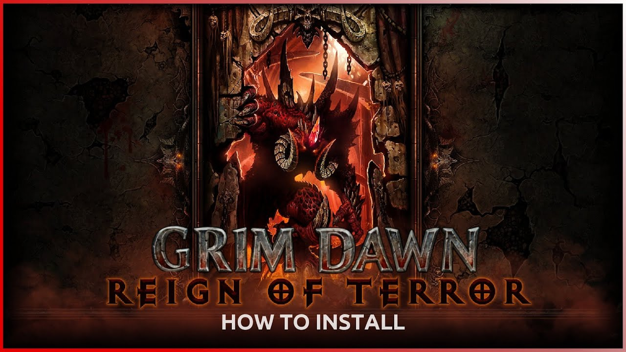 How to Install Grim Dawn: Reign of Terror Mod (Diablo 2 in Grim Dawn)