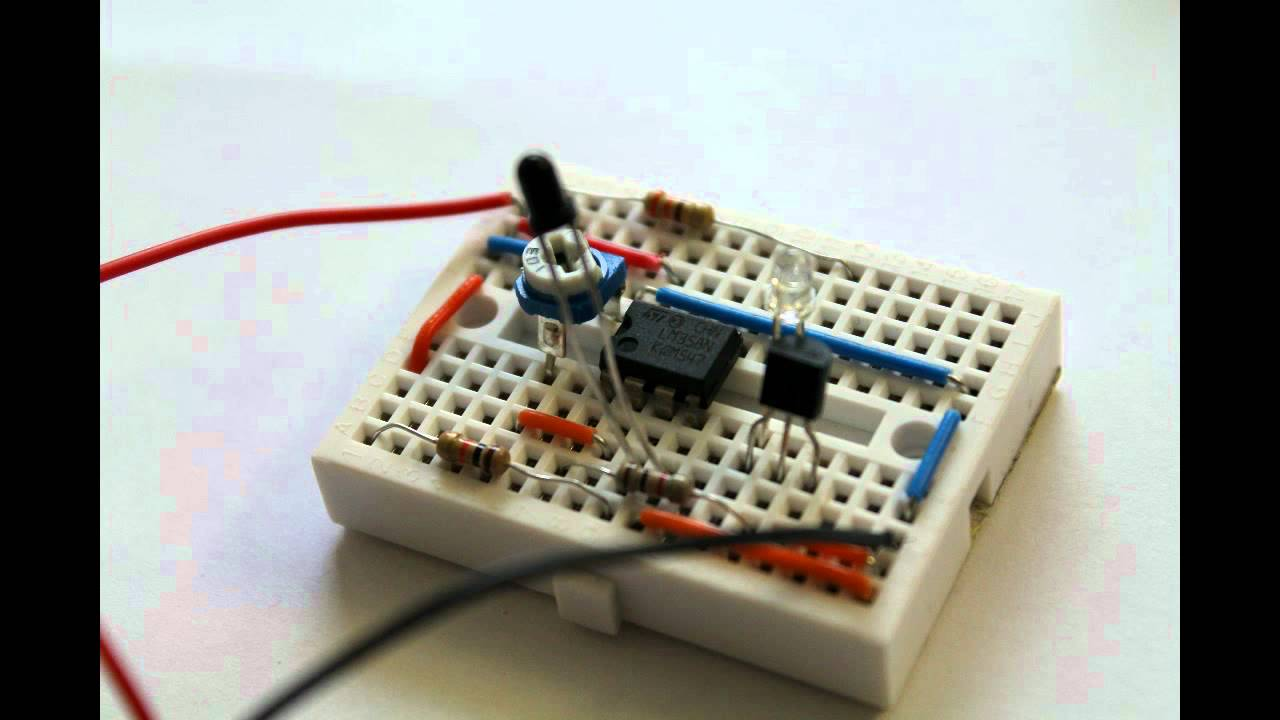 Experiments with LM358 – BuildCircuit COM