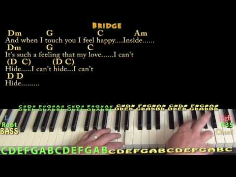 9.1 MB) I Want To Hold Your Hand Chords - Free Download MP3