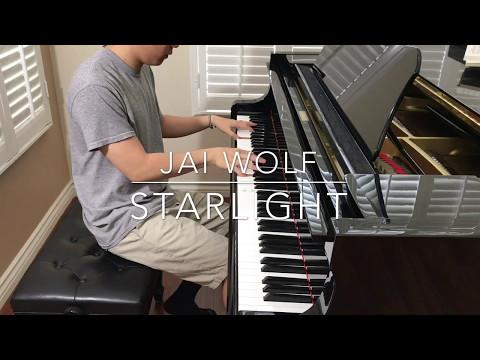 Jai Wolf - Starlight (Piano Cover)