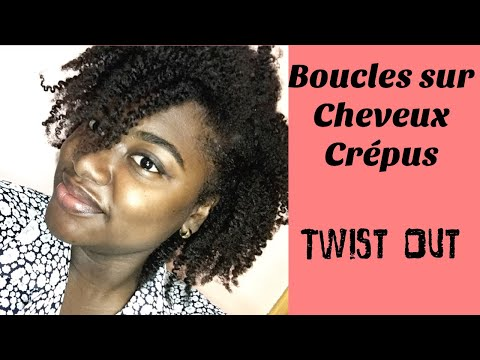 Koman pouw boukle cheveux crépus   Cyra Lys