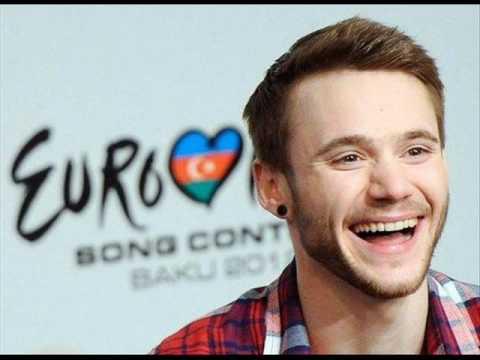 Roman Lob - Use Somebody (Kings of Leon) Live USFB Germany Eurovision 2012 Baku