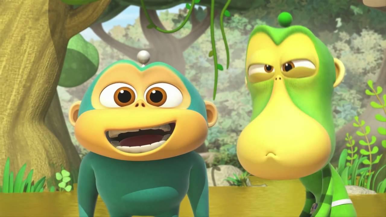 Những chú khỉ ngoài hành tinh tập 2( 3 like = tập 3)