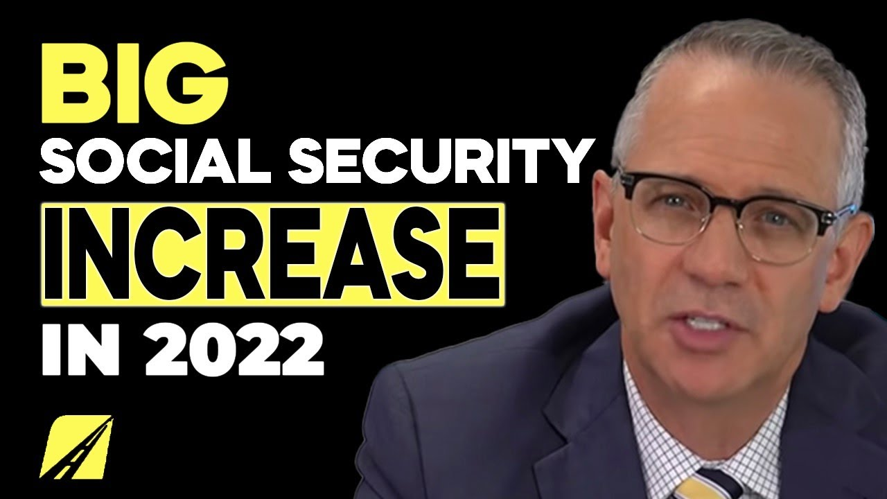 Social Security recipients' big 2022 bump, as told in two charts