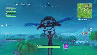 Fortnite Dancing While Gliding Glitch
