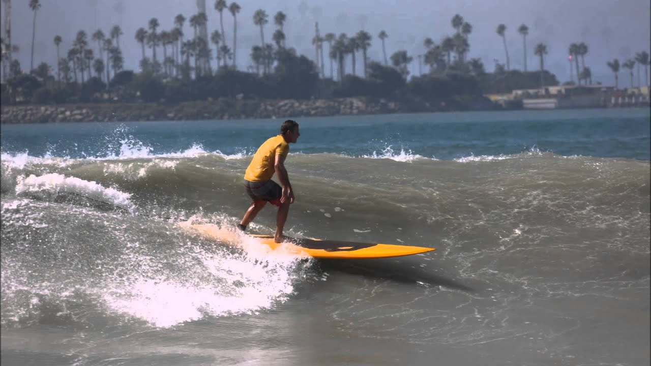 Surfing In Long Beach Calif Wed Aug 27 2017 You