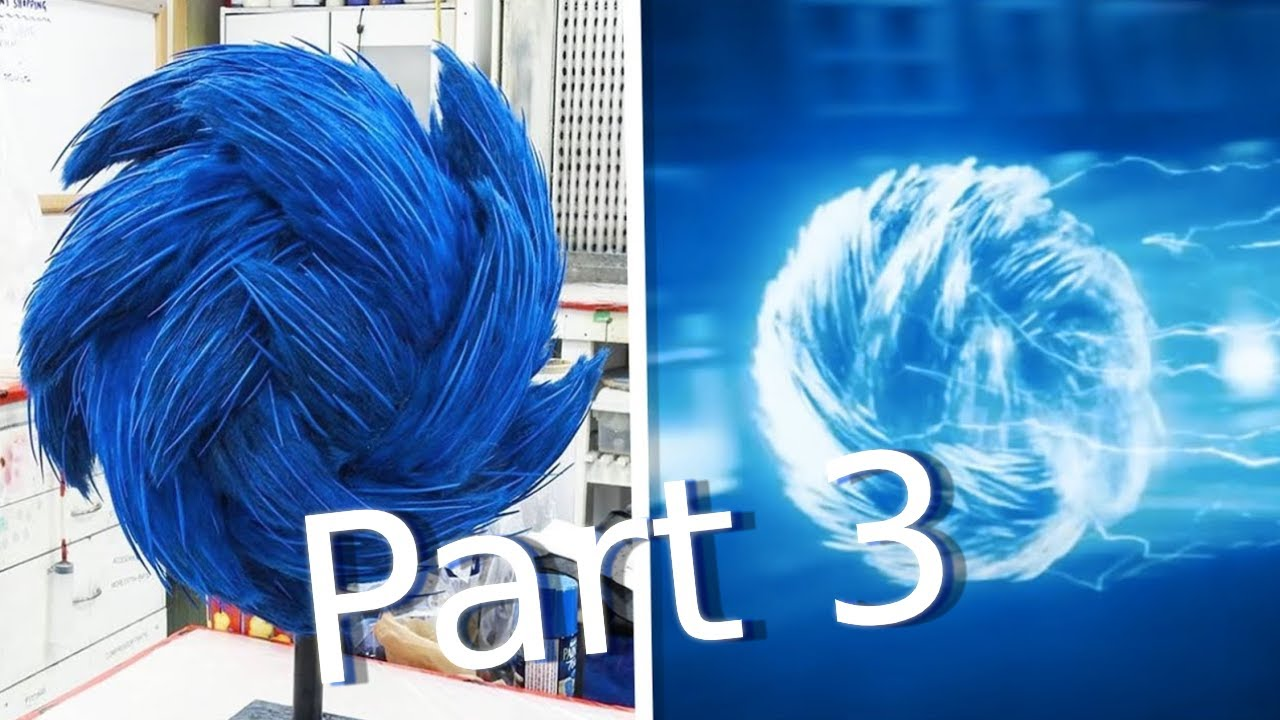 Sonic Movie New Behind The Scenes With New Image, Part 3