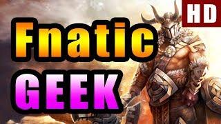 Fnatic vs Geek Fam - GESC INDONESIA SEA Qualifiers FINAL! - Dota 2 [FULL HIGHLIGHTS]