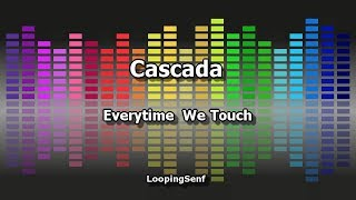 Cascada - Everytime We Touch - Karaoke