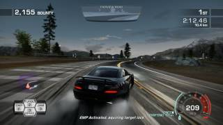 Need For Speed: Hot Pursuit (PC) - Racers - Blacklisted [Hot Pursuit]